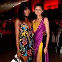Naomi Campbell and Zendaya