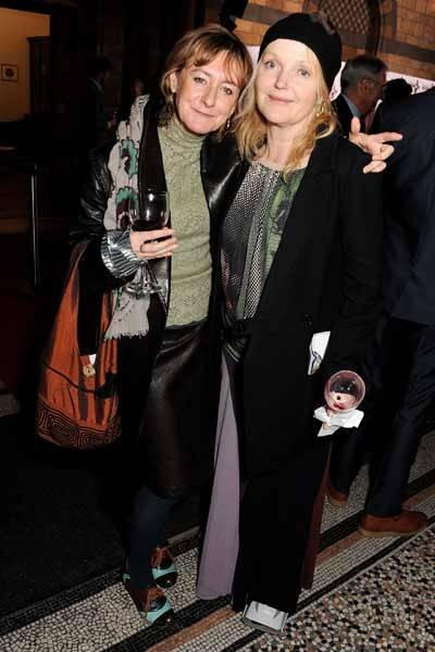 Katie Lock and Miranda Richardson