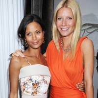 Thandie Newton and Gwyneth Paltrow