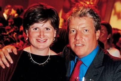 Mr and Mrs Edward Pascoe