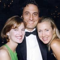 Mrs Harry Nuttall, Count Alessandro Guerrini-Maraldi and Katrina Skepper