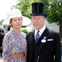 The Countess of Snowdon and the Earl of Snowdon
