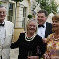 Lord Marlesford, Lady Marlesford, Alan Fairs and Liz Fairs