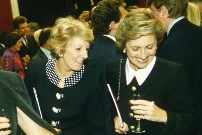 Mrs Timothy Pilkington and Mrs Stopford Sackville