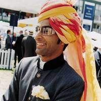 The Crown Prince Shivraj of Jodhpur