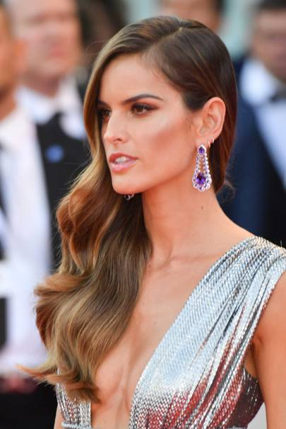 Izabel Goulart wearing Chopard