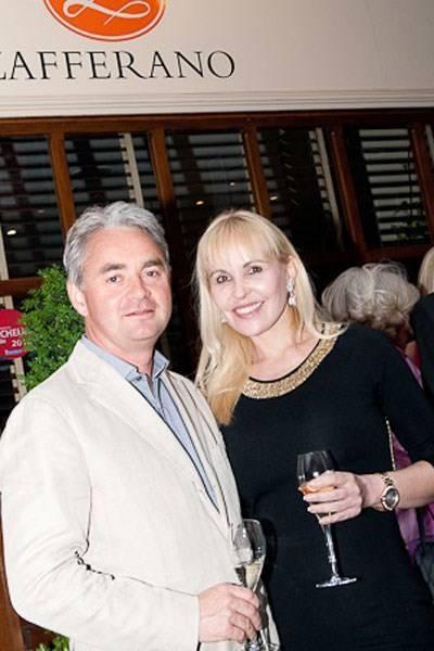 Christian Eyde Moeller and Ludka Cozena