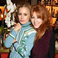 Laura Bailey and Charlotte Tilbury