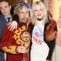 Gary Baseman and Harriet Verney