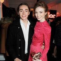 Ross Tomlinson and Eleanor Tomlinson