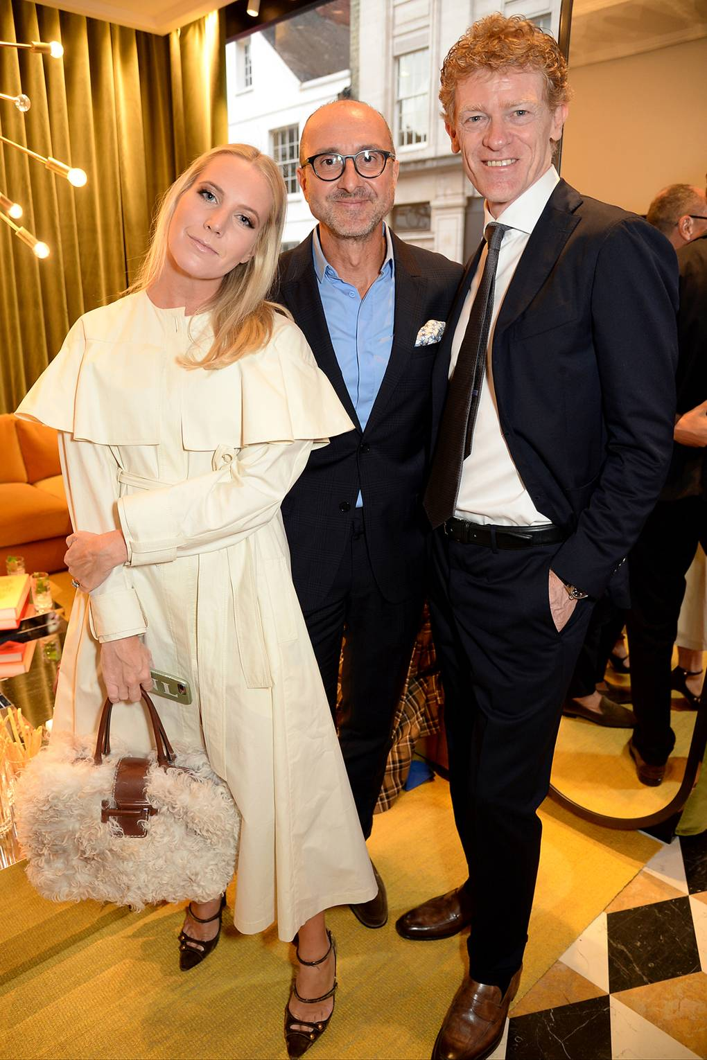 86f5af3aad Tod's Sloane Apartment Party | Tatler