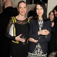 Tiphaine de Lussy and Gillian Wearing