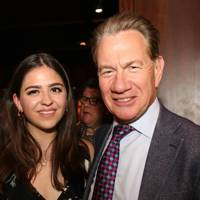 Isadora Welby and Michael Portillo