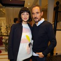 Caitriona Balfe and Josep Font