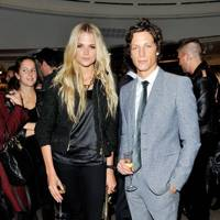 Gabriella Wilde and Rob Pryor