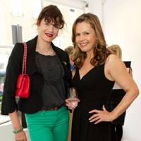 Jasmine Guinness and Liz Earle