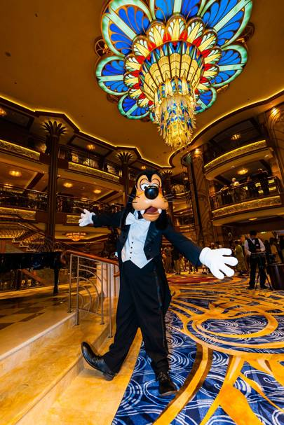 Youth entertainment hostess, Disney Cruise Line