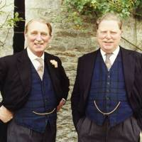 Major Fergus Matheson and Sir Torquhil Matheson of Matheson