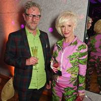 Nick Vivian and Jane Horrocks