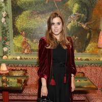 Princess Beatrice at the Dior x Chelsea Flower Show Party
