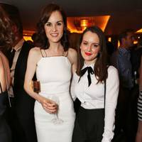 Michelle Dockery and Sophie McShera