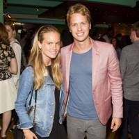 Cressida Bonas and Sam Branson
