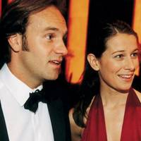 Mark Shuttleworth and Marianne Bremmer