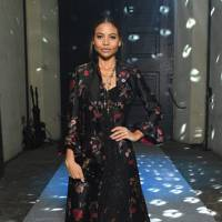 Viscountess Weymouth at Dolce & Gabbana A/W18