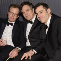 Tom McCarthy, Mark Ruffalo and Josh Singer