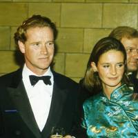 James Hewitt and Camilla Courage