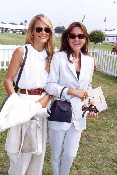 Lila Pearson and Lady Charles Beresford