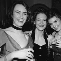 Laura Fallowfield, Georgina Griffith and Samantha Nix