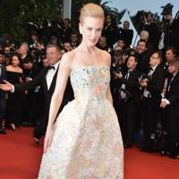 Nicole Kidman wearing Dior Haute Couture in 2013