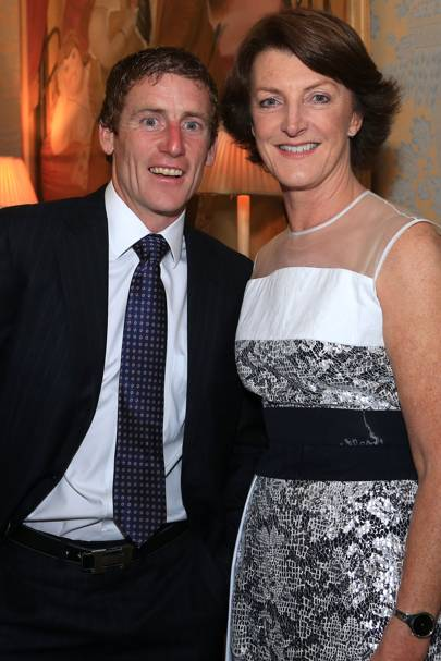 Johnny Murtagh and Eimear Mulhern
