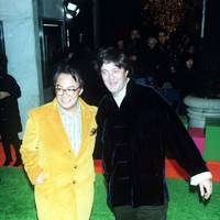 Sir David Tang and Stephen Fry, 1997