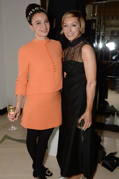 Gizzi Erskine and Jo Elvin