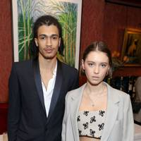 Kelvin Bueno and Iris Law