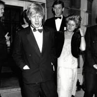 Boris Johnson and Rachel Johnson