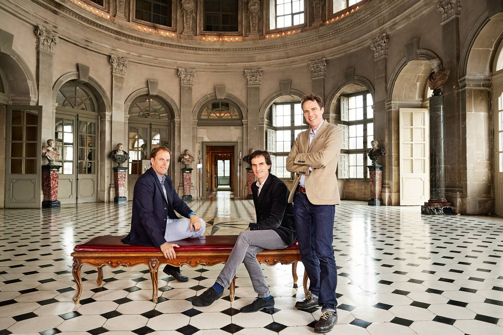 From the Archives: When Tatler met the de Vogüés inside their palatial home, Château Vaux-le-Vicomte