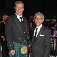 Alastair Campbell and Sadiq Khan