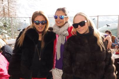 Olivia Innocente, Amanda Sheppard and Kathryn Fredrikson