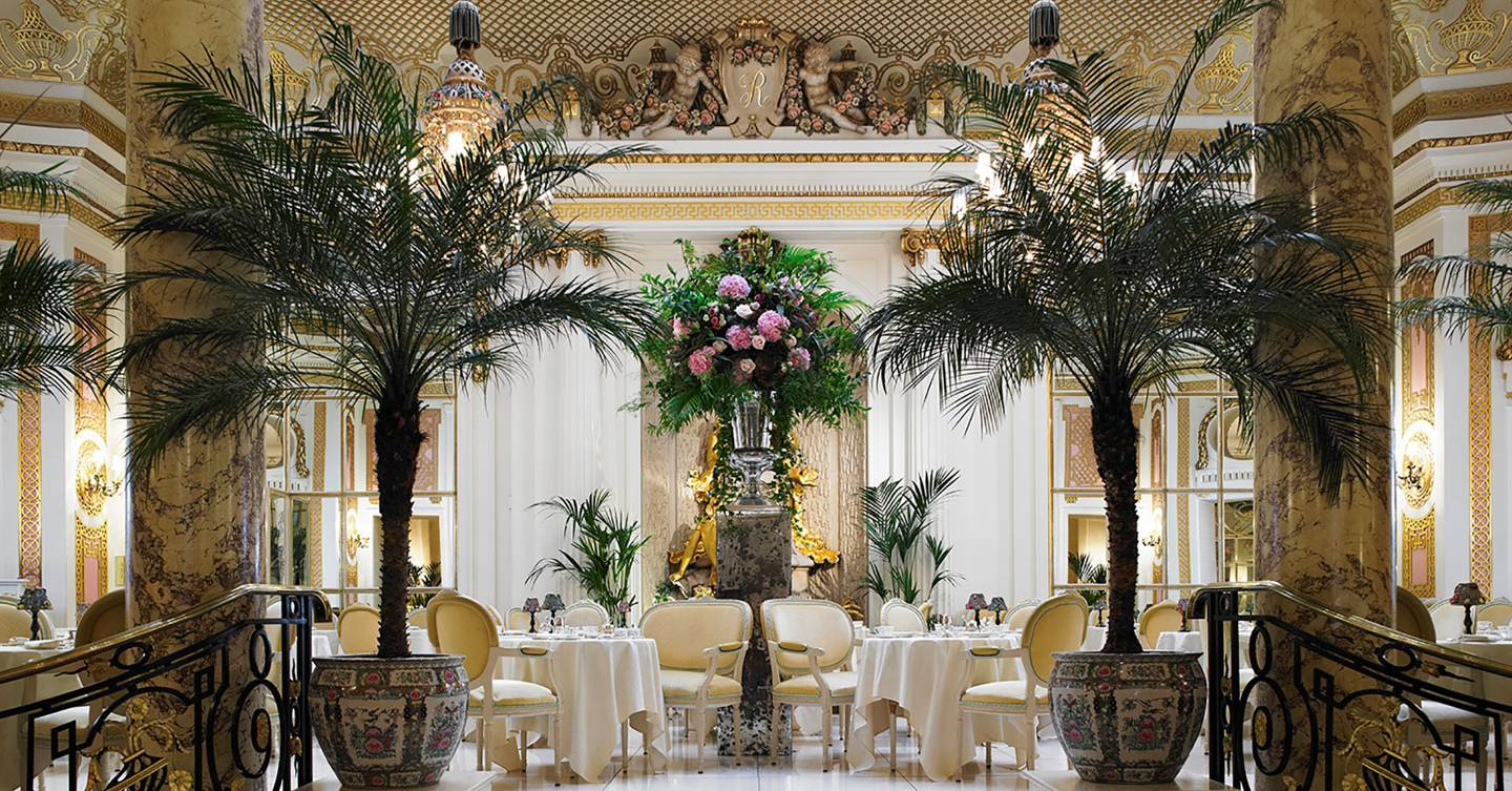 A magnificent return: The Ritz to welcome diners once again