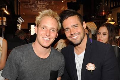 Jamie Laing and Spencer Matthews