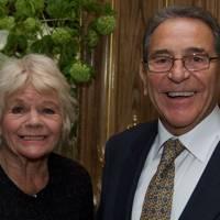 Judith Chalmers and Ernst Scherz