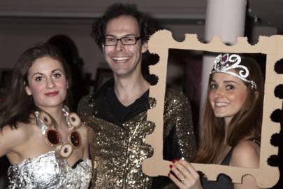 Emily Rookwood, Josh Spero and Giulia Cambieri