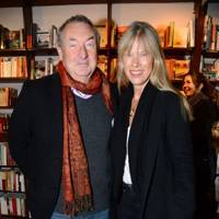Nick Mason and Annette Mason