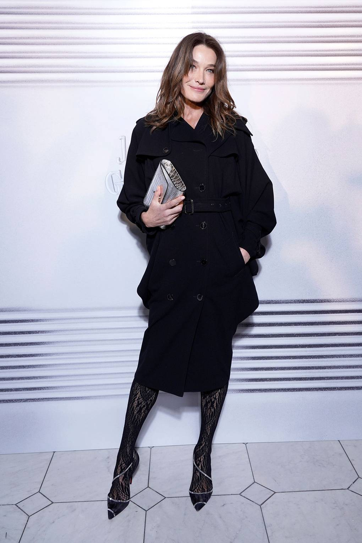 Carla Bruni Model Singer Songwriter New Album Recorded In Lockdown Tatler