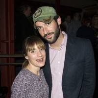 Charlotte Randle and Tom Ellis