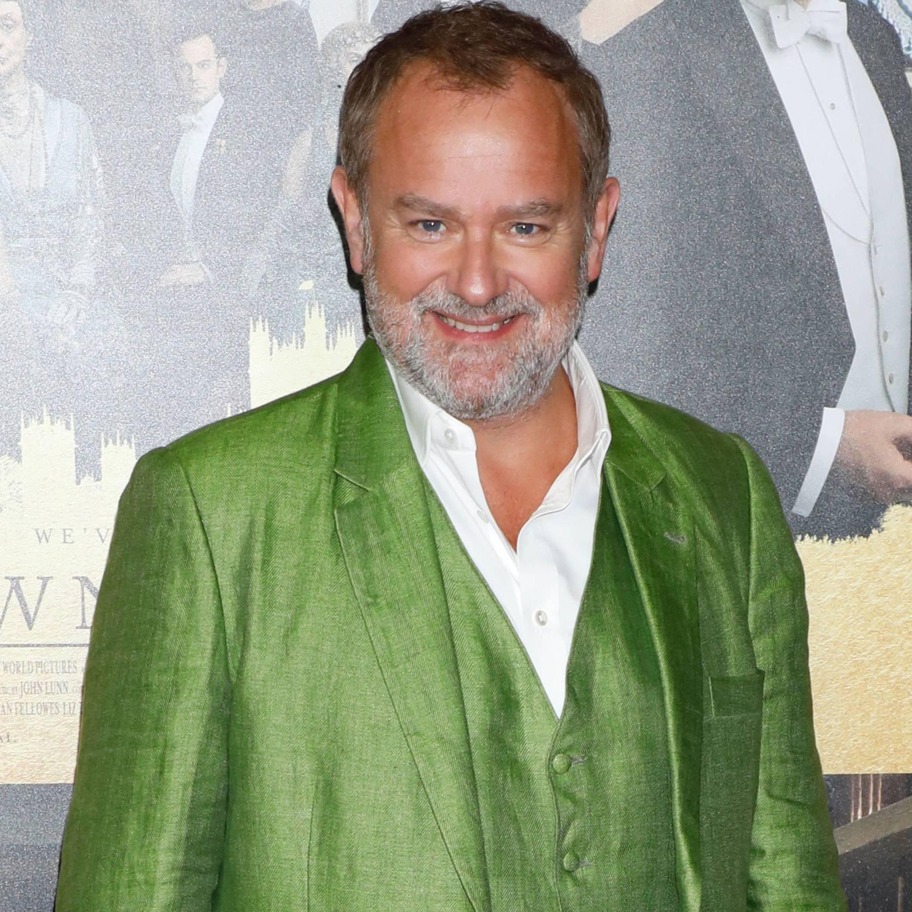 Downton Abbey's Hugh Bonneville gains a real-life royal title