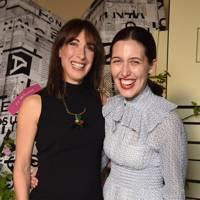 Samantha Cameron and Emilia Wickstead
